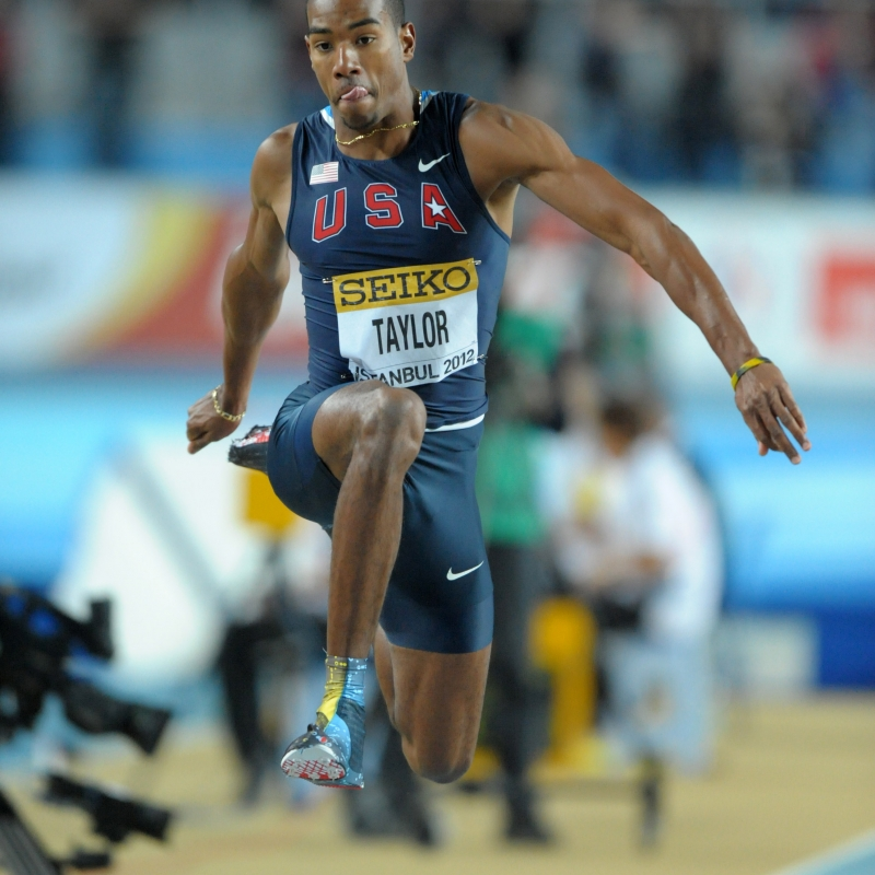World Indoor Championships- Istanbul, Turkey (2012)