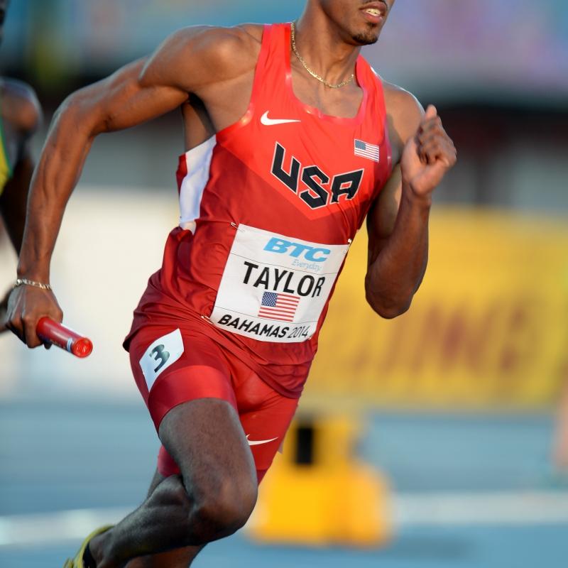World Relay Championships- Nassau, Bahamas (2014)